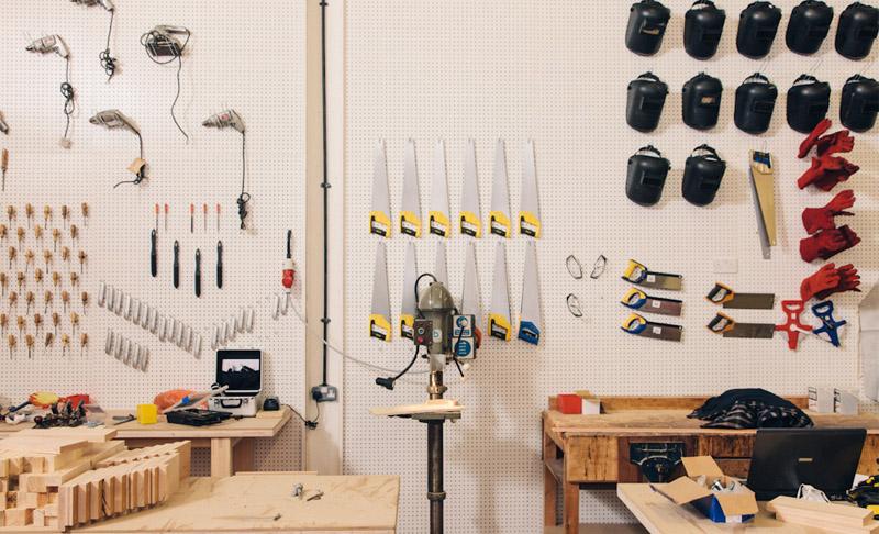 Tools Blackhorse Workshop