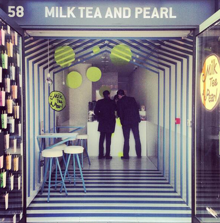 Milk & Pearl Interior Box Park
