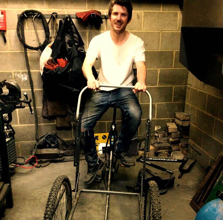 POST_ Simon Cargo Bike