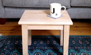 Advanced Woodwork Table by Adam E