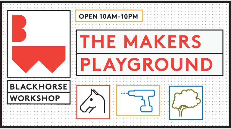 Makers playground_homepage