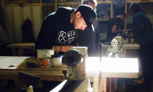 Course Woodturning