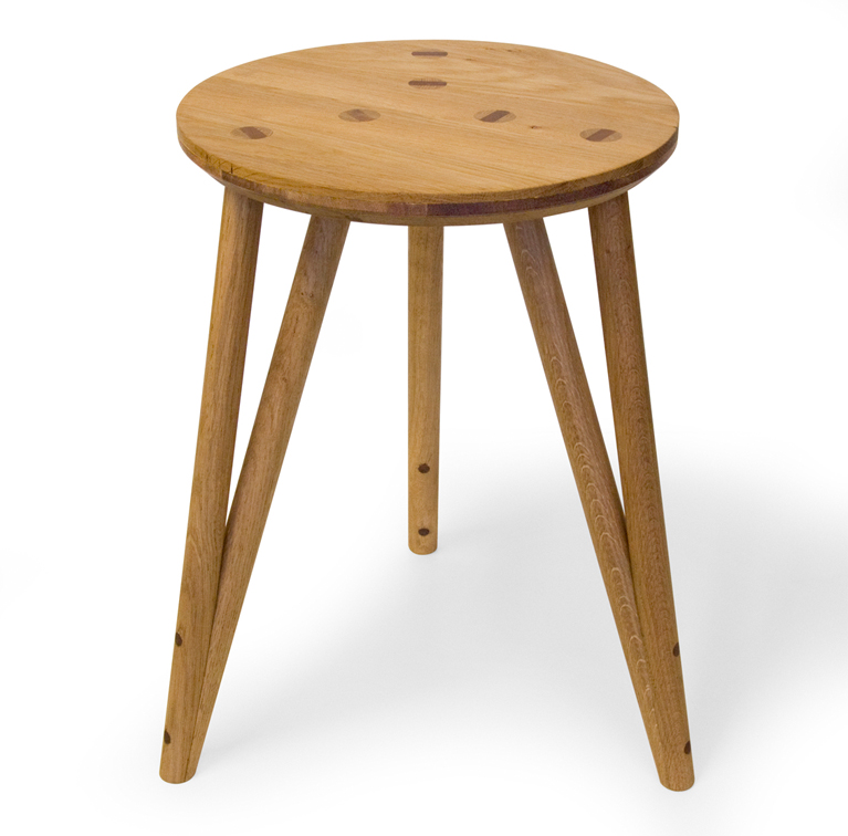 POST 2_Wedge Stool