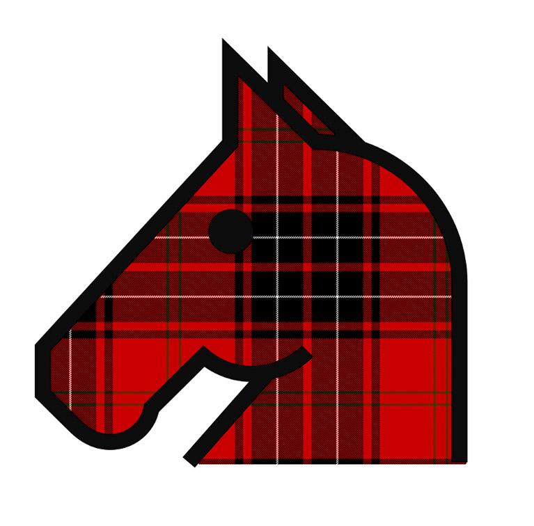 tartan horse homepage