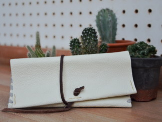 1000 leather pouch