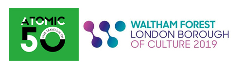 Atomic 50 - Waltham Forest - London Borough of Culture 2019