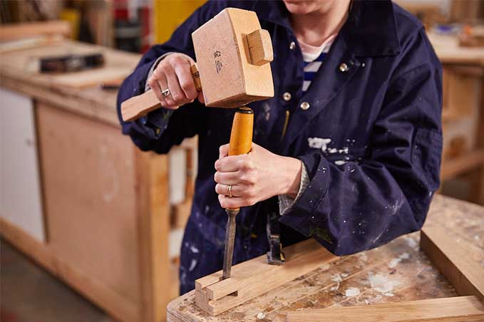 Hand tool single course page